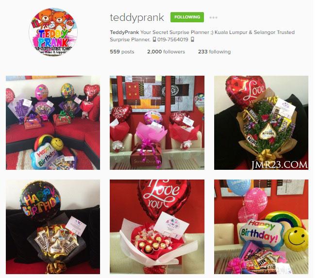 TeddyPrank Ada Cara Buat Suprise Untuk Yang Tersayang.