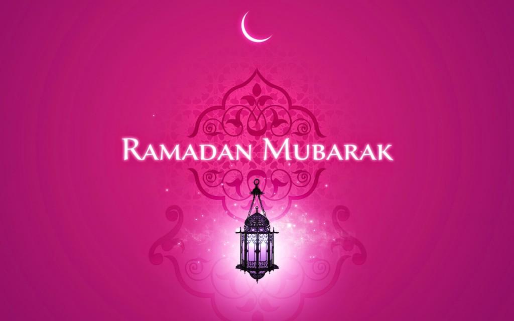 Salam Ramadhan Al-Mubarak 1437H